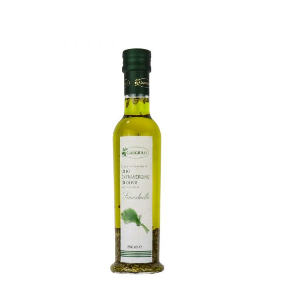 Extravergine aromatizzato al finocchietto 250 ml