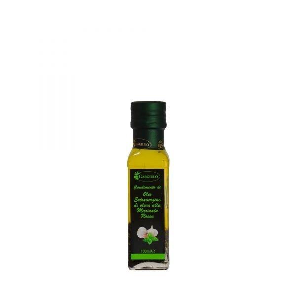olio extravergine aromatizzato alla marinata rossa 100 ml