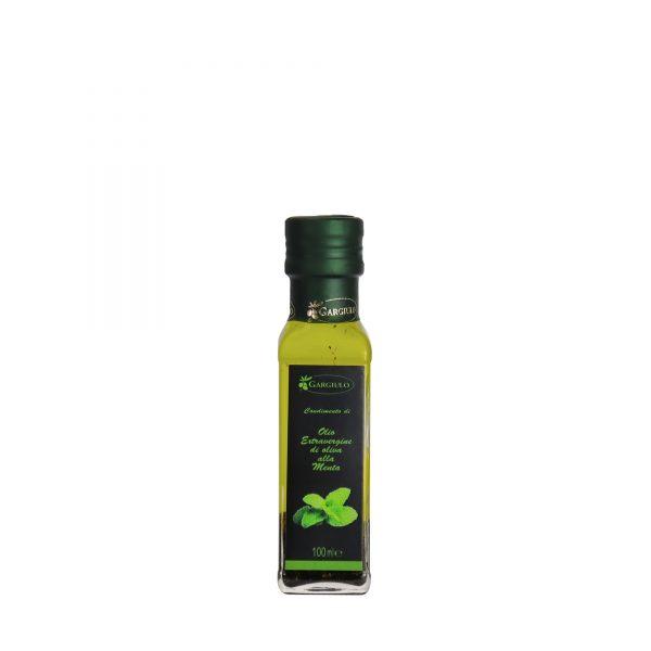 Olio extravergine aromatizzato al menta 100 ml