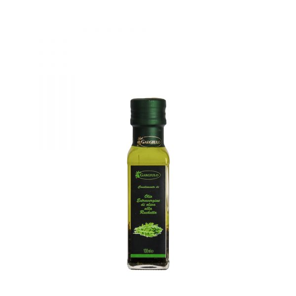 Olio extravergine aromatizzato al ruchetta ml 100