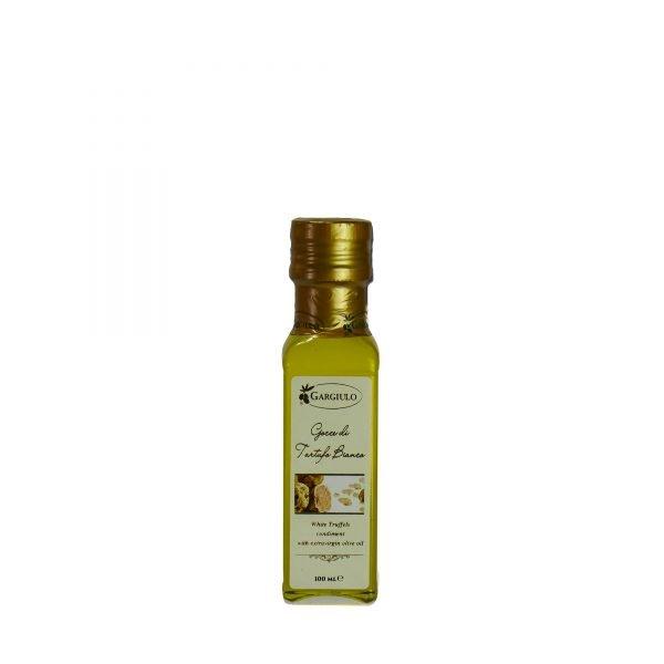 olio extravergine aromatizzato al tartufo bianco 100 ml