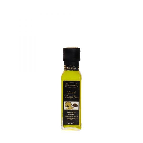 olio extravergine aromatizzato al tartufo nero 100 ml