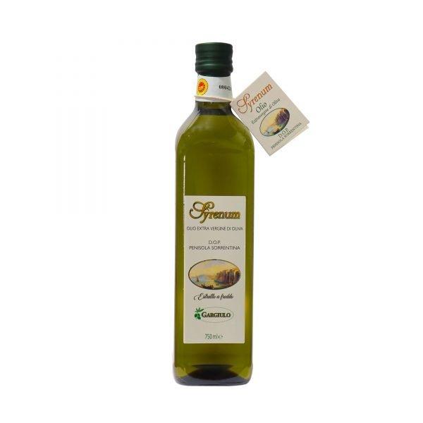 Syrenum Olio Extravergine di Oliva DOP - L'olio di Sorrento