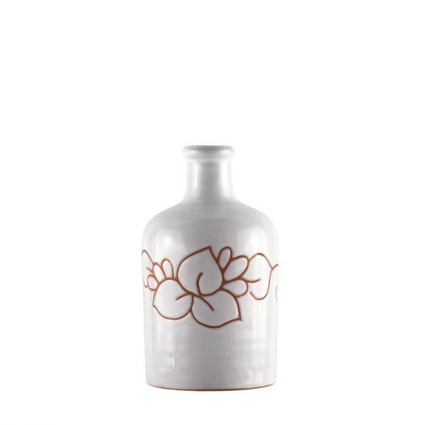 Orcio collezione floreale formato cilindro 200ml