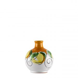 Orcio collezione limoni colore arancione formato sfera