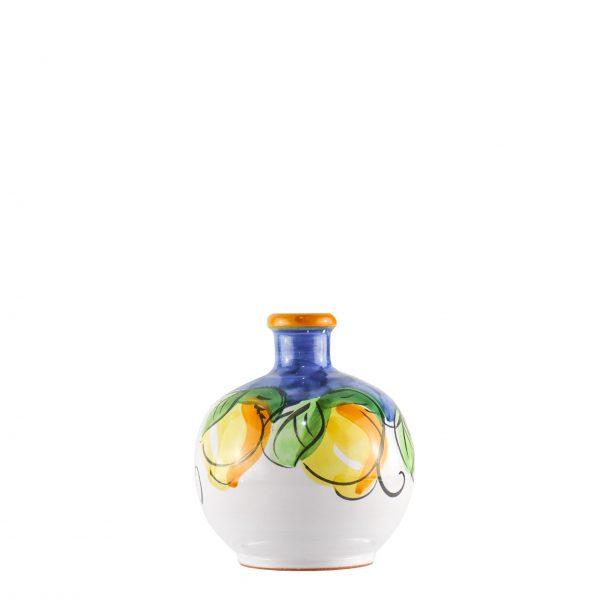 Orcio collezione limoni colore blu formato sfera