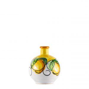 Orcio collezione limoni colore giallo formato sfera