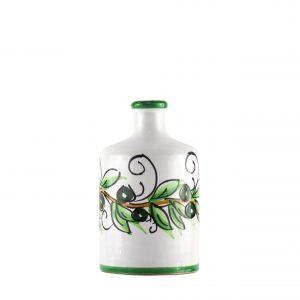 Orcio collezione olive formato cilindro piccolo 200ml