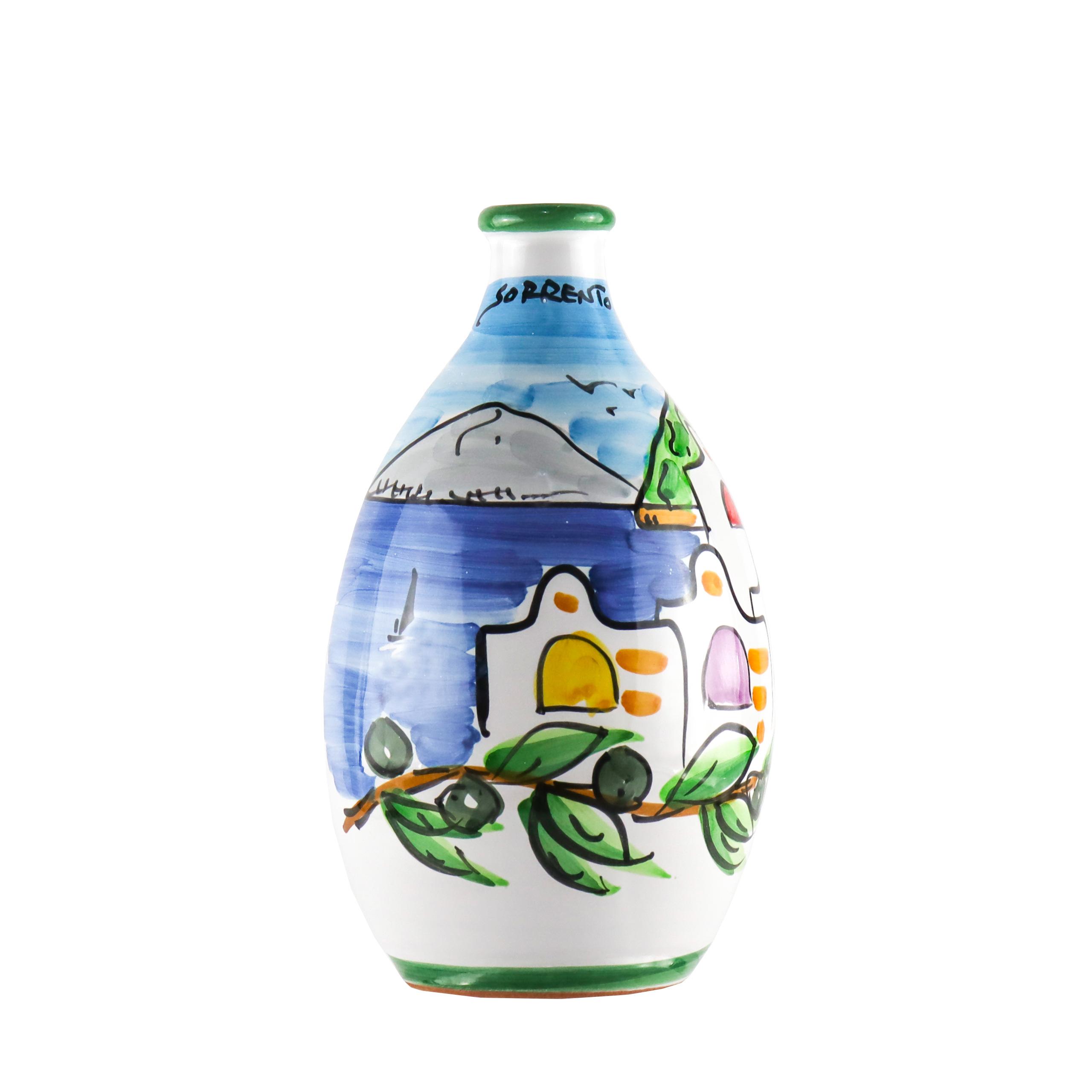 Orcio Sorrento con olio extravergine di oliva - formato ...