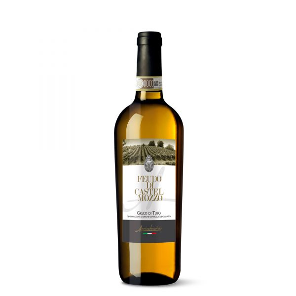 Greco di tufo Castel Mozzo 1 bottiglia